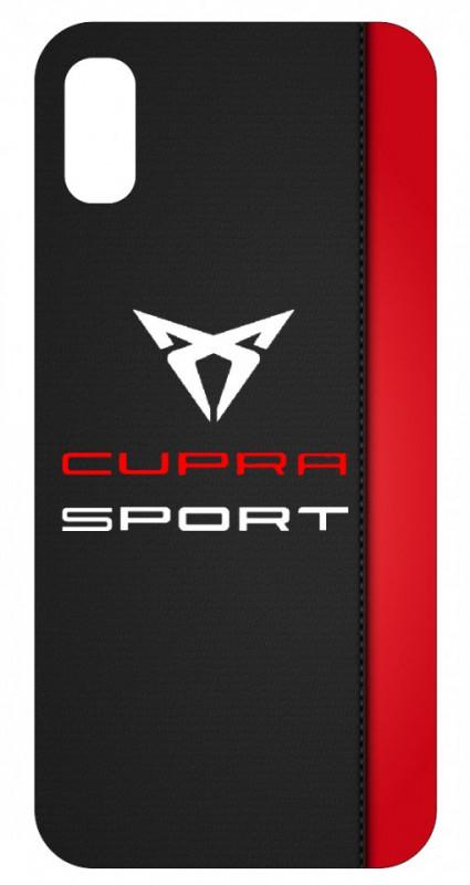 Imagens Capa de telemóvel com Cupra Sport