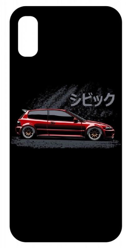 Imagens Capa de telemóvel com Honda EG