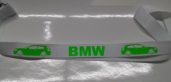 Fita Porta Chaves para  BMW E81 (Série 1)