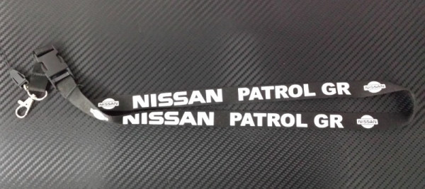 Fita Porta Chaves para Nissan Patrol GR