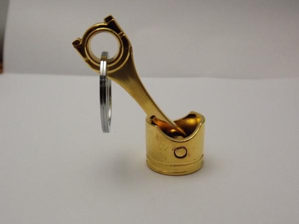 Porta Chaves - Pistão Dourado