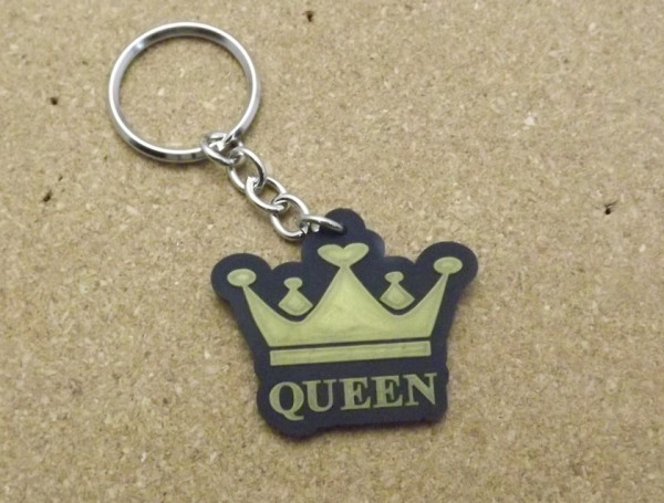 Imagens Porta Chaves - Queen