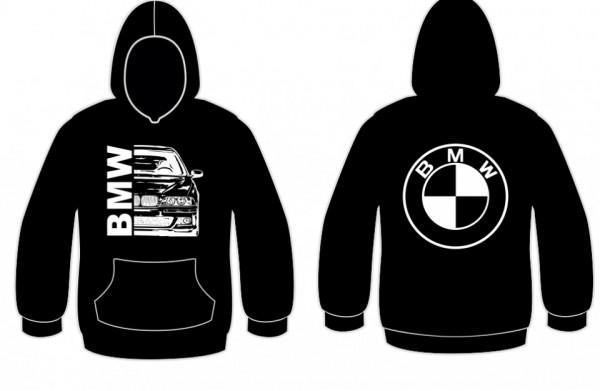 Sweatshirt com capuz BMW e39