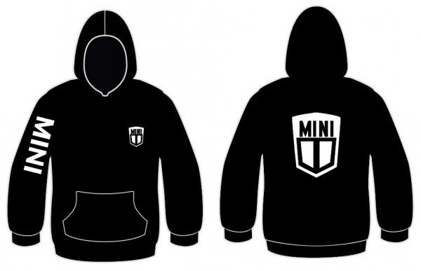 Imagens Sweatshirt com capuz para Mini Clássico