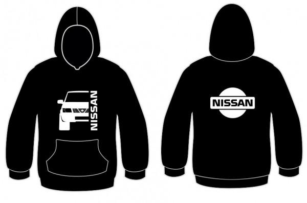 Imagens Sweatshirt com capuz para Nissan Patrol 120