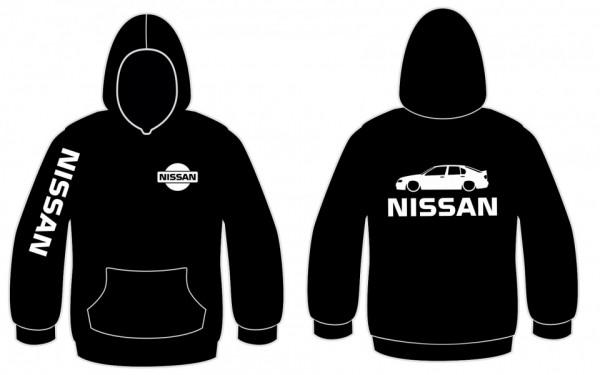 Imagens Sweatshirt com capuz para Nissan Primera
