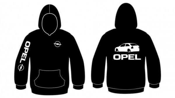 Imagens Sweatshirt com capuz para Opel Astra G