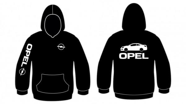 Imagens Sweatshirt com capuz para Opel Astra H Cabrio