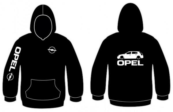 Imagens Sweatshirt com capuz para Opel Signum