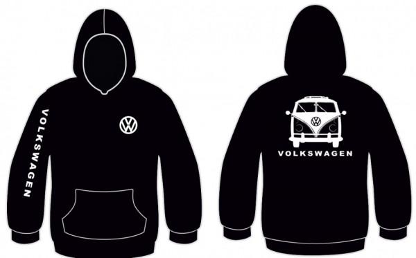 Imagens Sweatshirt com capuz para VW Pão de forma