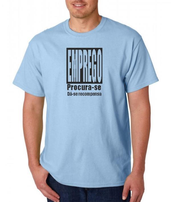 T-shirt  - Emprego Procura-se