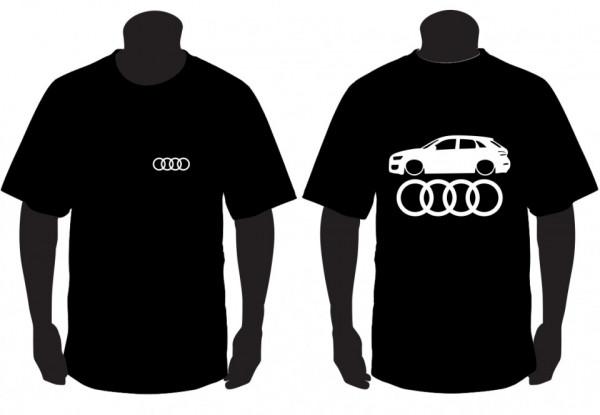 Imagens T-shirt para Audi Q3