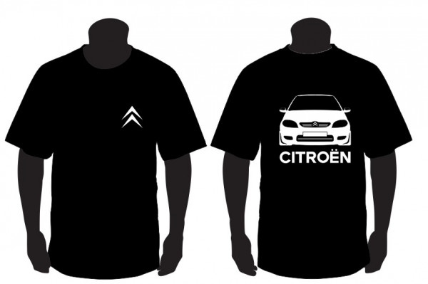 Imagens T-shirt  para Citroen Saxo MK2
