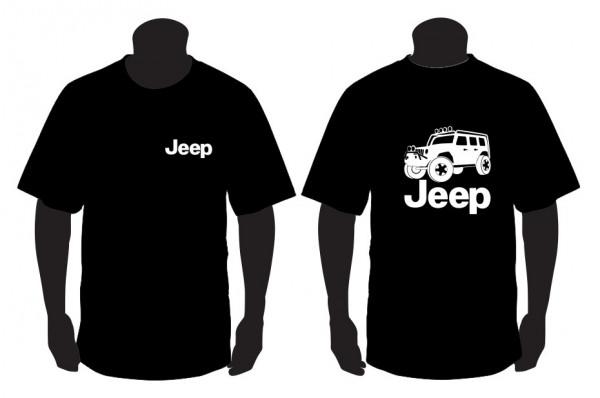 Imagens T-shirt  para Jeep Wrangler
