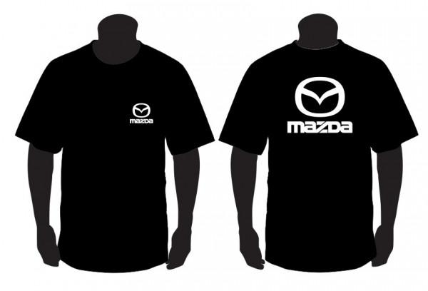T-shirt  para Mazda