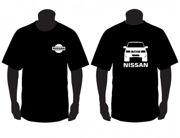 Imagens T-shirt para Nissan Patrol 120
