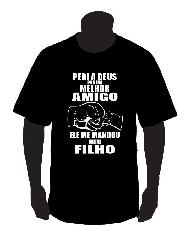 Imagens T-shirt para Pedi a deus