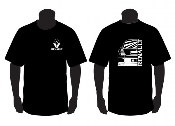 T-shirt para Renault Clio V6