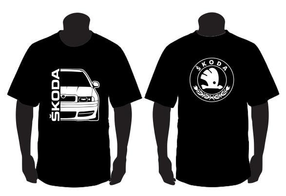 Imagens T-shirt para Skoda octavia 4