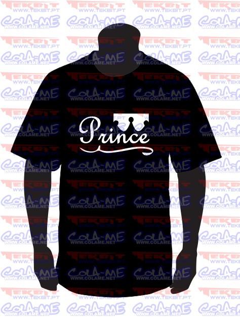 Imagens T-shirt - Prince 2