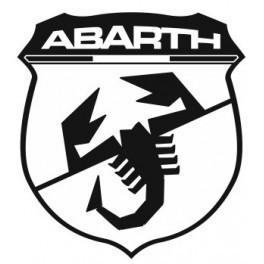 Autocolante - Abarth
