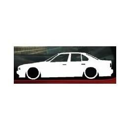 Autocolante - BMW E34 Limousine
