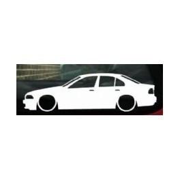 Autocolante - BMW E39 Limousine
