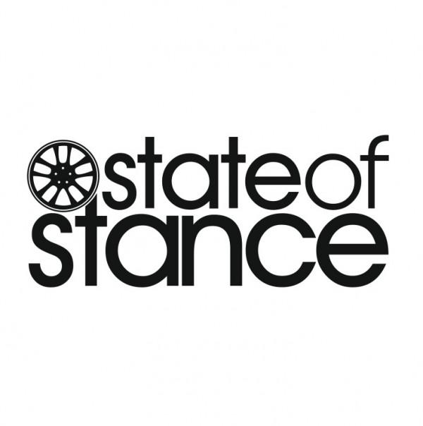 Autocolante com State of Stance