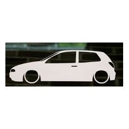 Autocolante - Fiat Bravo