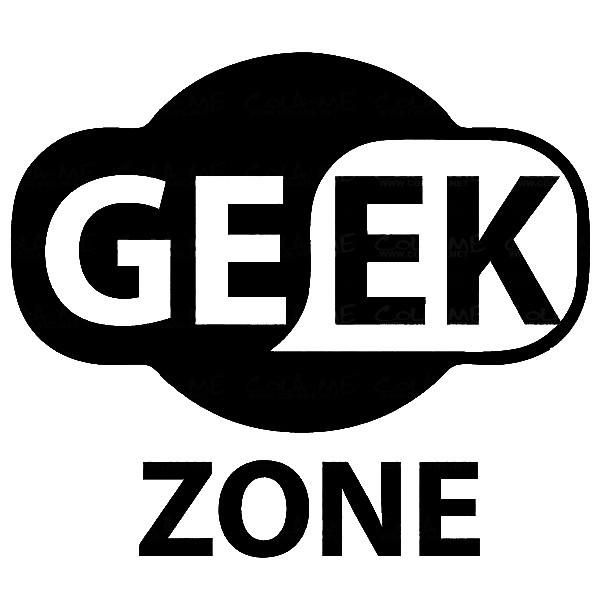 Imagens Autocolante - Geek Zone