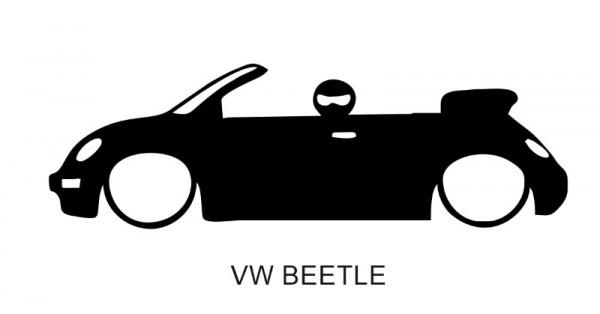Autocolante para Beetle Com Stig