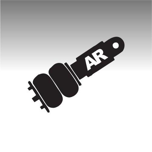 Autocolante - Suspensão a ar