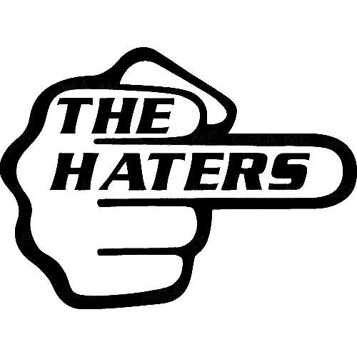 Imagens Autocolante - The Haters