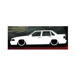 Autocolante - Volvo S70
