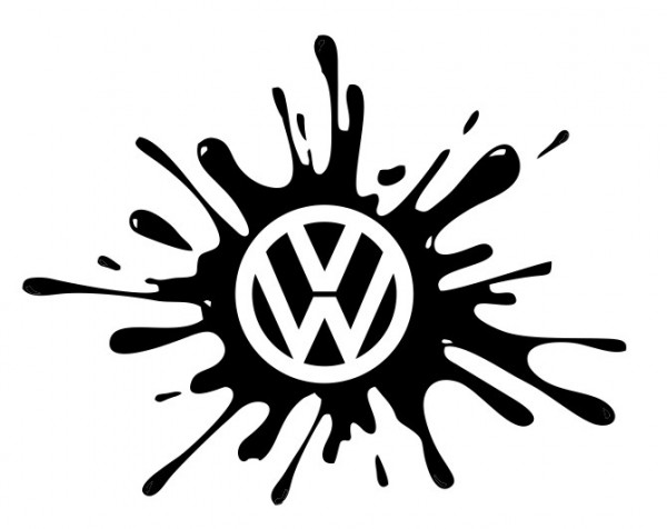 Autocolante - VW Splash