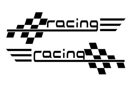 Imagens Autocolantes - Racing