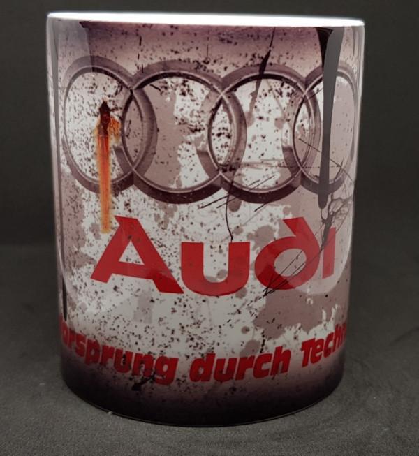 Imagens Caneca com Audi