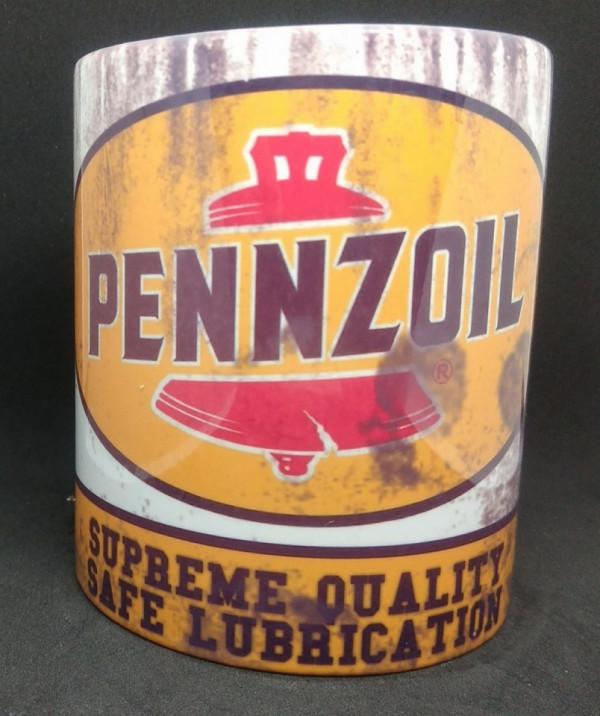 Caneca com Pennzoil