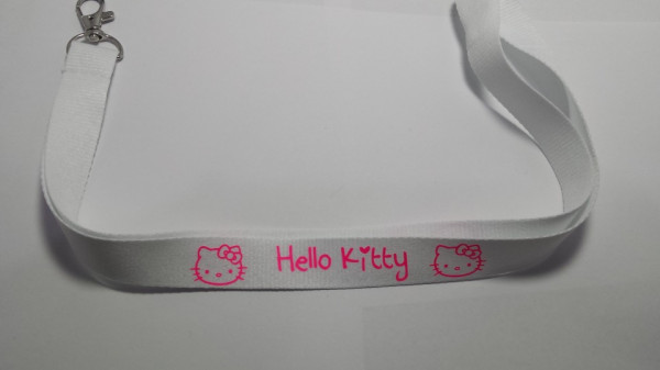Fita Porta Chaves - Hello Kitty