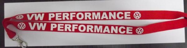 Fita Porta Chaves para VW performance