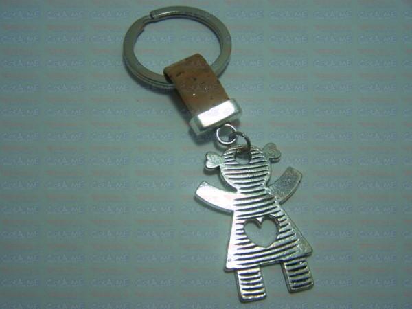 Porta Chaves - Menina