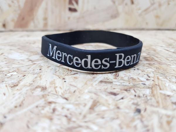 Pulseira para Mercedes-Benz Preto