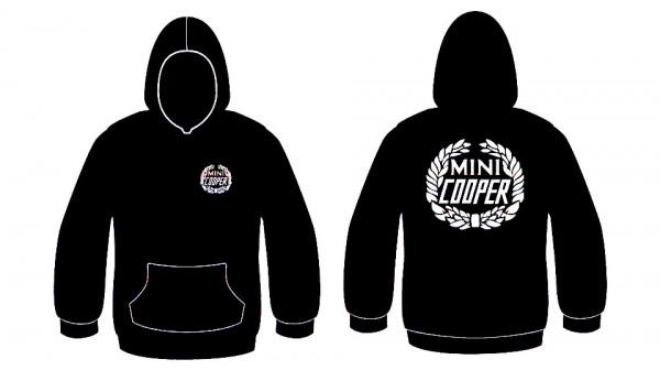 Imagens Sweatshirt com capuz para Mini Cooper