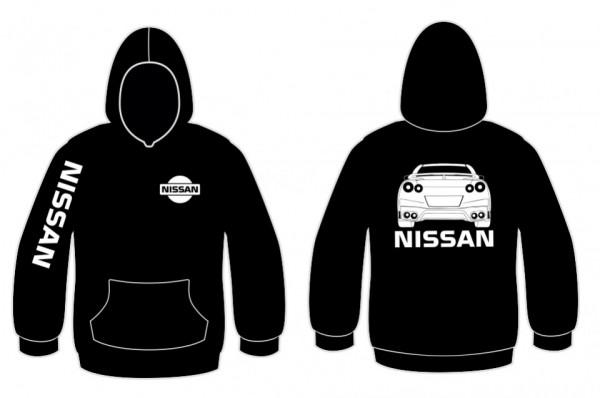 Imagens Sweatshirt com capuz para Nissan GTR R35