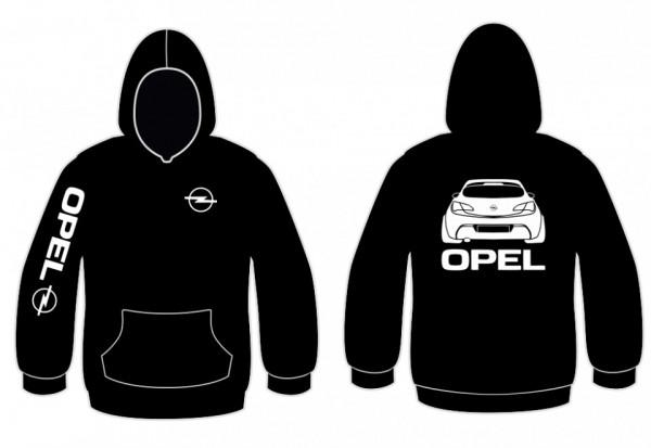 Imagens Sweatshirt com capuz para Opel Astra J