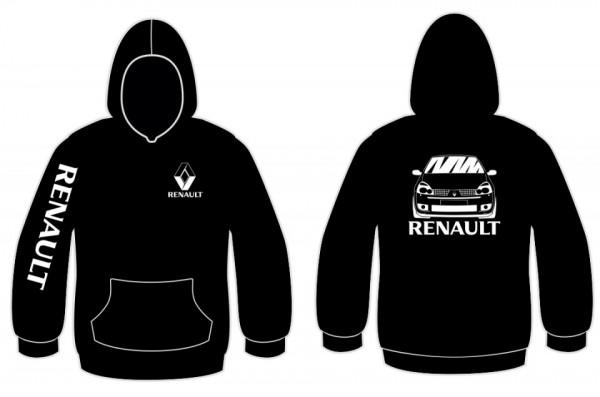 Imagens Sweatshirt com capuz para Renault Clio 2