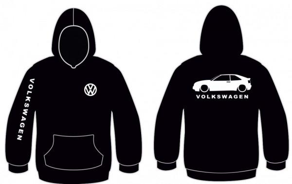 Imagens Sweatshirt com capuz para VW Corrado