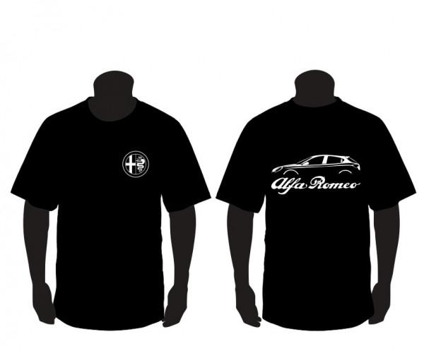 Imagens T-shirt para Alfa romeo Giulietta