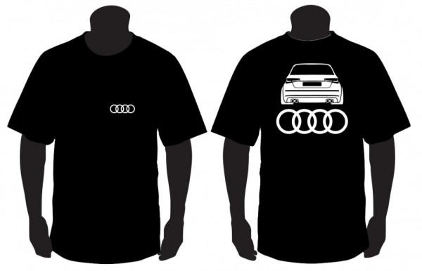 Imagens T-shirt para Audi A6
