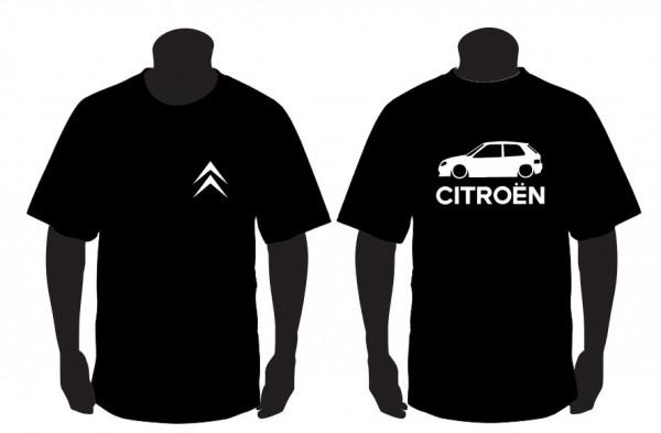 Imagens T-shirt para Citroen Saxo